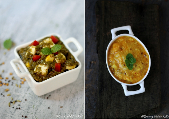 healthy vegetarian curry recipes