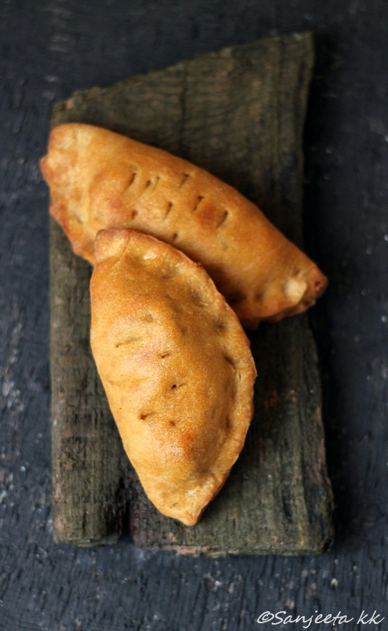 Baking | Indian Parathas Calzone Way – There is nothing better than being able to bring a smile on  someones face