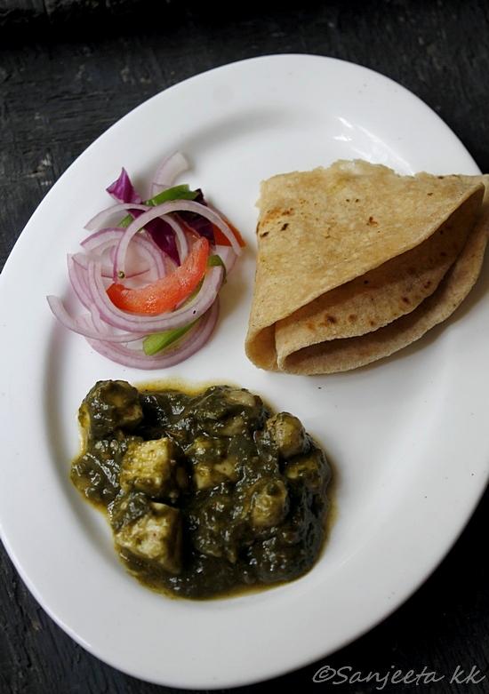 Recipe | Foxnuts in Spinach Gravy aka Palak Makhane ki Subji – Moms will always be moms