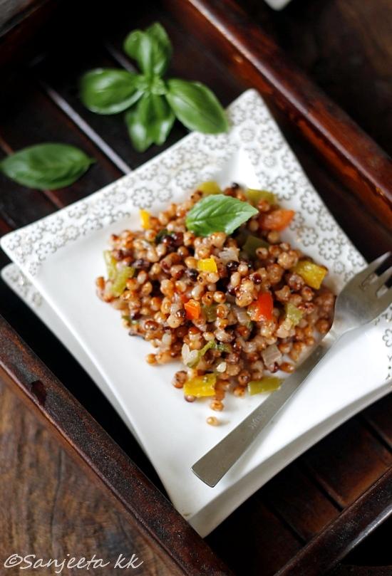 healthy sorghum recipes