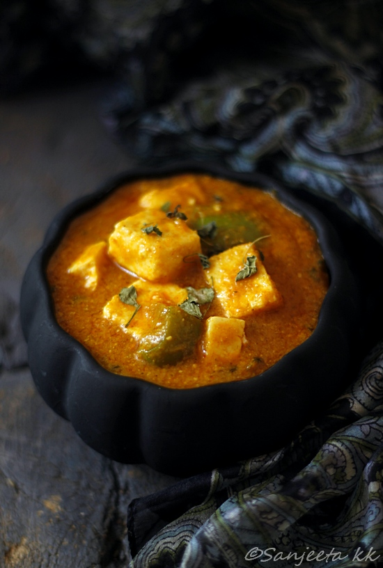 Recipes & Food Styling | Paneer Kathi roll and paneer pumpkin curry –  A goal without a plan is just a wish