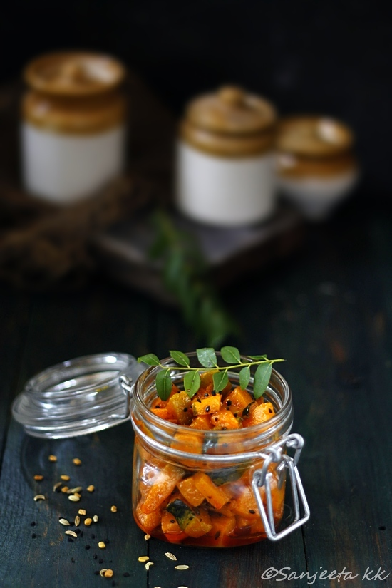 healthy pumpkin pickle recipe