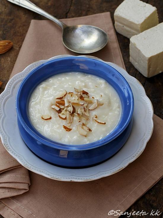 Recipe & Food Styling | Tofu Pudding