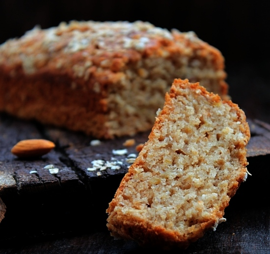 Whole Wheat Banana Cake With Egg